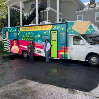 Boone County School Mobile Unit
