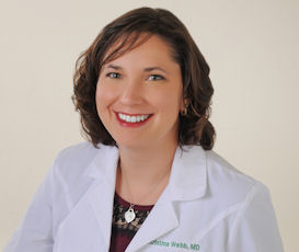Featured image of Christina Webb, MD