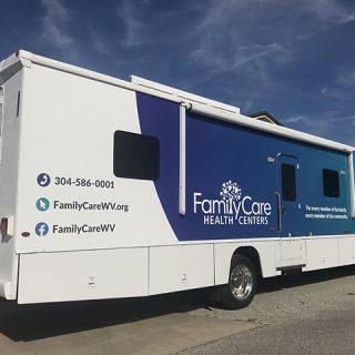 Putnam County Schools Mobile Unit